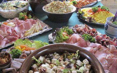 Catering selskapsmat enten til utkjøring eller i våre selskapslokaler